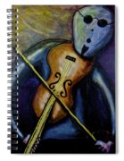 Dreamers 99-002 Spiral Notebook