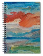 Dreaming Color Spiral Notebook