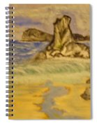 Dreaming Of Beaches Spiral Notebook