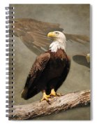 Dreaming Of Freedom Spiral Notebook