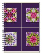 Dreaming Of My Garden Group 1 Spiral Notebook