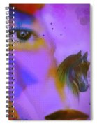 Dreaming Of Spiral Notebook
