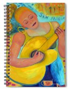 Dreaming Of San Miguel Spiral Notebook