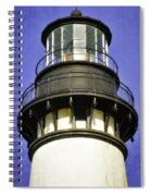 Dreaming Of The Lighthouse Spiral Notebook