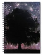 Dreaming Tree Spiral Notebook