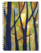 Dreaming Trees 2 Spiral Notebook