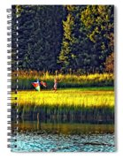 Dreams Can Fly Spiral Notebook