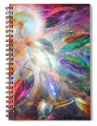 Dreams Of Love Spiral Notebook