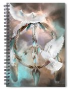 Dreams Of Peace Spiral Notebook