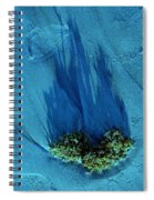 Dreams Of The Sea Spiral Notebook