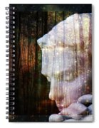 Of Lucid Dreams / Dreamscape 4 Spiral Notebook