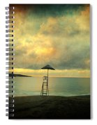 Dreamscape Spiral Notebook