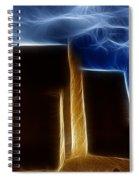 Dreamtime Adobe Spiral Notebook