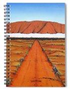 Dreamtime Australia Spiral Notebook