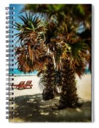 Dreamy Beach Sri Lanka Spiral Notebook