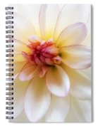 Dreamy Dahlia Spiral Notebook