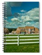 Dreamy Farmhouse Spiral Notebook