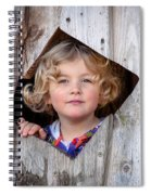 Dreamy Girl Spiral Notebook