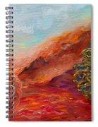 Dreamy Landscape Spiral Notebook