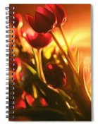 Dreamy Tulips Spiral Notebook