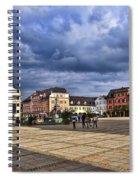 Dreienigkeitskirche Ludwigsburg Spiral Notebook