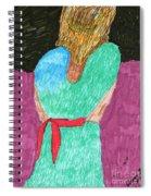 Dress Back Spiral Notebook