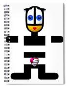 Dress Code Spiral Notebook