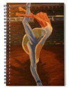 Dress Rehearsal Spiral Notebook
