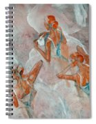 Dress Rehearsal Spiral Notebook
