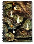 Driftwood Illume Spiral Notebook