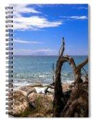 Driftwood Island Spiral Notebook