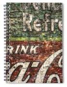 Drink Coca-cola 1 Spiral Notebook