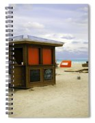 Drink Of The Day - Miami Beach - Florida Spiral Notebook