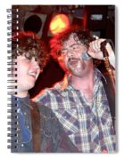 Drive By Truckers Spiral Notebook