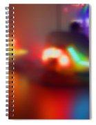 Drive In Spiral Notebook