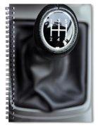 Drive Spiral Notebook