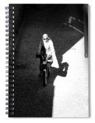 Driveby Encounter  Spiral Notebook