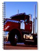 Driven Spiral Notebook