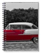 Driving A Dream Spiral Notebook