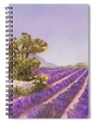 Drome Provence Spiral Notebook