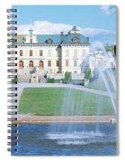 Drottningholm Palace, Stockholm, Sweden Spiral Notebook