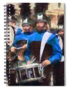 Drummers Spiral Notebook