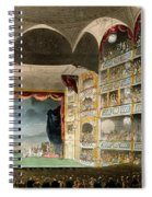 Drury Lane Theater Spiral Notebook