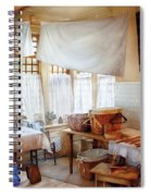 Dry Cleaner - The Laundry Room Spiral Notebook