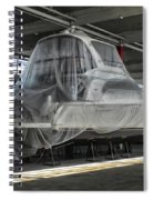 Dry Docked Spiral Notebook