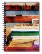 Dry Goods For Sale Spiral Notebook