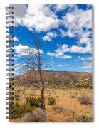 Dry Landscape Spiral Notebook