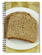 Dry Toast Spiral Notebook