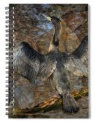 Drying Time Spiral Notebook