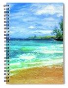 D T Fleming Beach Park Spiral Notebook